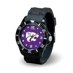 Kansas State Wildcats Men's Sports Watch - Spirit Z157-9474678818