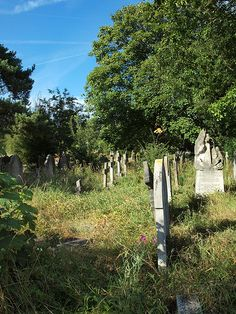 Brockley Cemetary
