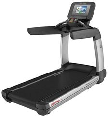 Buy Refurbished Life Fitness Discover SE Elevation Treadmill from Fitness Superstore for Less than half of MSRP. The Life Fitness Elevation Series Treadmill with Discover SE Tablet Console offers the ultimate home cardio workout experience. Cardio Workout At Home, At Home Workouts, Life Fitness, Fitness Gear, Fitness Supplies, Mundo Fitness, Home Workout Equipment, Fitness Equipment, Sports Equipment