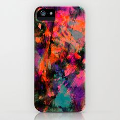 Firework Galaxy S5 Case by Amy Sia - $35.00