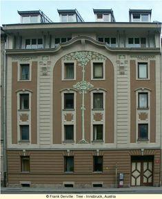 Nature and Art Nouveau Insbruka