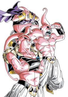 Majin Boo - Wikipedia, the free encyclopedia Dragon Ball Z, Image Dbz, Buu Dbz, Saga Art, Dbz Characters, Anime Tattoos, Anime Comics, Akira, Manga Anime