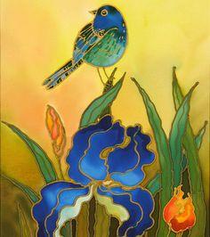 Blue Bird ~ Yelena Sidorova