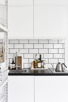 Stockholm based interior designer Josefin Häägrecently listed her  incredible 20th-century apartment on the market, and we're in love. The  space may be tiny, but its strategically arranged decor and sun-friendly  design beg to differ. So the question is,when's move-in day?