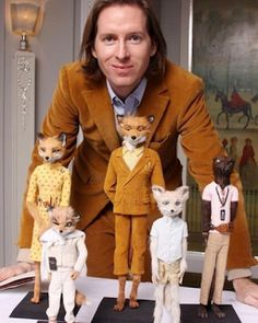 Studiebol: Fantastic Mr. Fox, Wes Anderson, 2010.