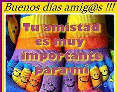 Imágenes de Amistad: Me Haces Sentir Muy Especial, Gracias Por Tu Amistad!!!
