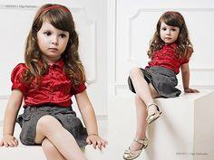Fashion Kids. Модели. Майя Айрин Вада