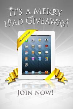 #ipad #giveaway