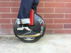 The Solowheel one wheel scooter is a great way to get around - see it here - elle-dee-esse.hubpages.com/hub/One-Wheel-Scooter