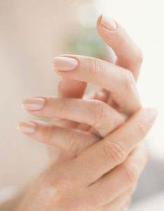 To Help Nails Grow - Soak your fingers in a very warm saltwater bath for 15 minutes. Carefully remove cuticles. Massage nails with olive oil or cuticle cream, and vitamin E. File in One direction to prevent breakage. Use nail strengtheners.