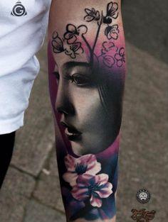 Feminine Tattoos | Inked Magazine