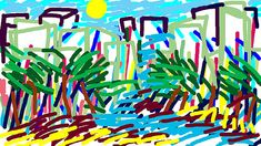 check of my very latest  drawing of 2014...Cities are being hy storms all over.. New Orleans ..Philippines...this is my take on it...http://paul-sutcliffe.artistwebsites.com/featured/southern-city-storm-paul-sutcliffe.html