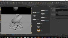 Tutorial 50 - Fracturing and Dynamic Fracturing in Houdini on Vimeo Maxon Cinema 4d, Visual Effects, 3 D, Learning, Tutorials, Software, Animation, Content, Tips
