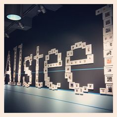 """""""Clever signage at Allsteel""""   -- @EBArchDesign"""
