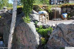 sten,utedusch Garden Bridge, Outdoor Structures, Plants, Pictures, Plant, Planets