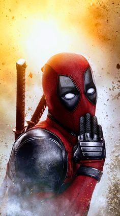 All types of images: Deadpool wallpaper iphone wallpaper Deadpool Film, Deadpool Character, Deadpool Art, Deadpool Funny, Deadpool Tattoo, Marvel Art, Marvel Dc Comics, Marvel Heroes, Marvel Movies