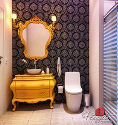 Banheiro Casa k - Primavera do Leste - MT