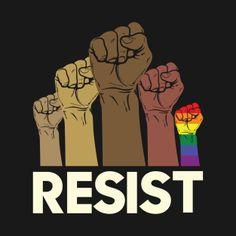 The Resistance T-Shirts | TeePublic