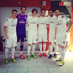 Ozil ,Kaka ,Pepe ,Khadira , #RealMadrid #13-14