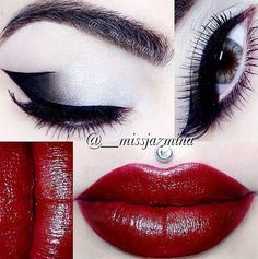 once upon a time the evil queen eye makeup - Google Search