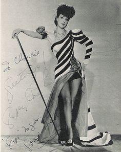 Beautiful Women: Gypsy Rose Lee (1930's)
