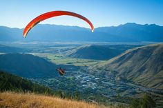 Jackson Hole Paragliding   Snow King Mountain Resort