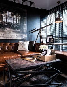 steampunk interior design - Google zoeken