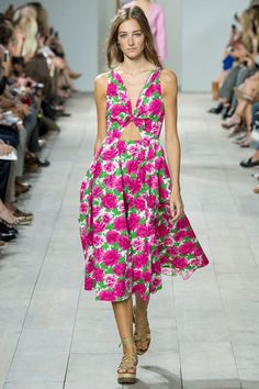 michael kors floral dress - Google Search