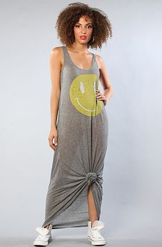 The Smile Maxi Dress by Rebel Yell  Smiley Face :)