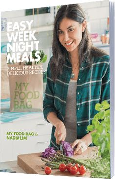 Buy Easy Weeknight Meals: Simple, healthy, delicious recipes from My Food Bag and Nadia Lim by My Food Bag, Nadia Lim and Read this Book on Kobo's Free Apps. Discover Kobo's Vast Collection of Ebooks and Audiobooks Today - Over 4 Million Titles! Recipe Fr, Healthy Banana Bread, Quick Weeknight Dinners, Cookery Books, My Cookbook, Living At Home, What To Cook, Nutritious Meals, I Foods