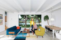 Jayma Mays, la star de Glee, nous dévoile sa maison