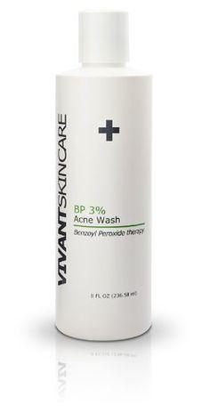 cool BP 3% Acne Wash 8 fl oz