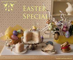 Miniature Easter Cake 2011