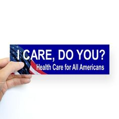 Health Care Reform: Bumper Bumper Sticker