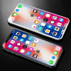 sale retailer 8ba2e 81ffa For iPhone X Tempered Glass Full Cover Screen Protector for iPhoneX  Protective Film On The for Apple iPhone X 10 Toughened Glass ⋆ Lighters Shop