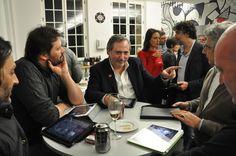 Cours magistral de Michel Abecassis, en compagnie de Michel Boujenah, Mike d'Inca, Olivier Sitruk et Philippe Cura. #Winamax #poker