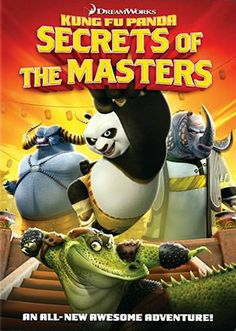 watch free online movie Kung Fu Panda: Secrets of the Masters. Po and the Furious Five uncover the legend of three of kung fu's greatest heroes: Master Thundering Rhino, Master Storming Ox, and Master Croc. Pixar Movies, Cartoon Movies, Hd Movies, Cute Cartoon, Movies To Watch, Movies Online, Movies And Tv Shows, Animation Movies, 3d Animation