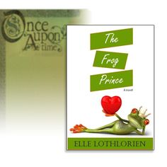 The Frog Prince. The much-beloved book that launched my writing, blogging, and speaking career. And I didn't have to kiss any frogs in the process! $4.99 Kindle/$12.98 Paperback
