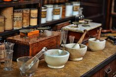 In prairie towns without a doctor or veterinarian, a pharmacist's advice was precious to settlers.