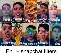 i love phil