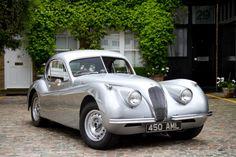 Jaguar XK120, 1954