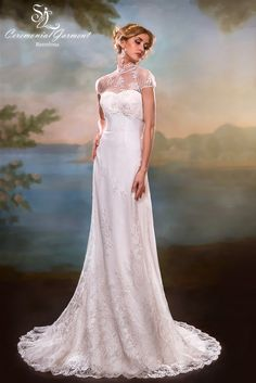 Wedding dress Nevada from Svetlana Lyalina