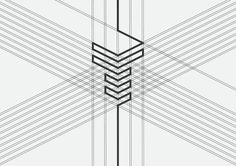Threebit by Déno Lelić, via Behance