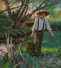 Michael Malm - Artist, Fine Art Prices, Auction Records for Michael Malm Malm, Salt Lake City Utah, Landscape Art, Landscape Paintings, Oil Paintings, Pioneer Life, Artist Biography, Art Database, Le Far West