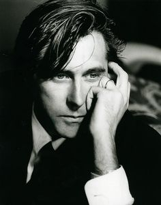 Bryan Ferry, CBE. English singer, musician, and songwriter known, for his unique vocal style. I'm sure he's got wonderful stories to tell.
