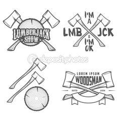lumberjack art - Google Search