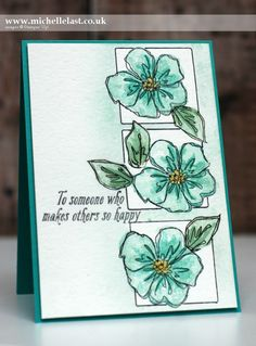 Penned and Painted for Technique 101 Blog Hop - with Michelle Last