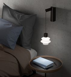 Drip Drop Hanging Wall Light by Bover Cool Lighting, Lighting Design, Lighting System, Drip Drop, Light And Shadow, Glass Shades, Wall Sconces, Wall Lights, Hospitality