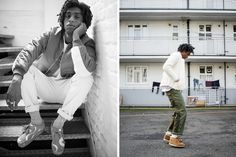 Goodhood has teamed up with Clarks Originals on two collaborative pairs of Wallabee shoes, representinganear-perfect unionof comfort and class.