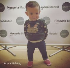 Descubriendo un Hotel Family Friendly: Hesperia Madrid*****   Patadita